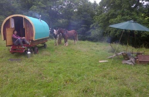 Last Minute Cottages - Wanderlusts Gypsy Caravans S132053
