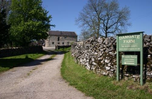 Last Minute Cottages - Winnow Barn S132113