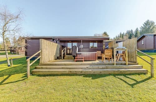 Last Minute Cottages - Wonderful Kielder Water And Forest Park Lodge S132308