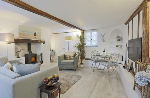 Last Minute Cottages - Charming Woodbridge Cottage S133297