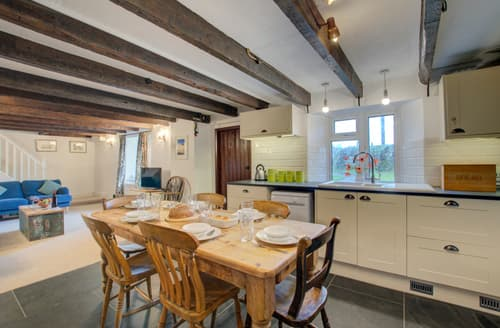 Last Minute Cottages - Cosy Dartmoor Cottage S133314