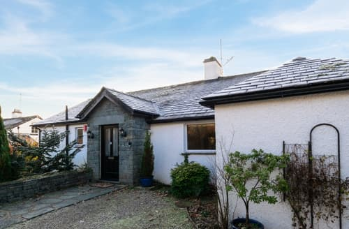 Last Minute Cottages - Cosy Elterwater Cottage S133329