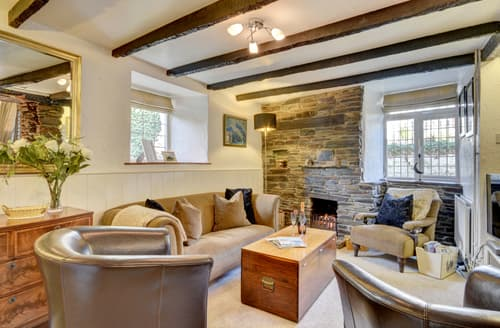 Last Minute Cottages - Tythe Barn House