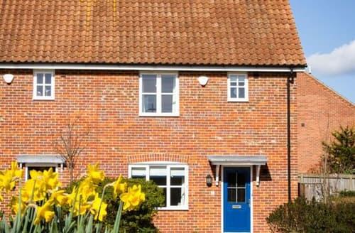 Last Minute Cottages - Wonderful Reydon Cottage S133367