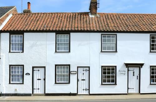 Last Minute Cottages - Cosy Southwold Cottage S133377