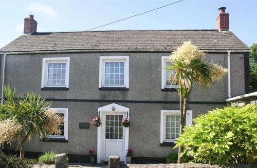 Last Minute Cottages - Adorable West Cornwall Cottage S133398