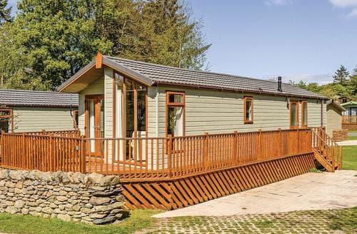 Last Minute Cottages - Luxury Pooley Bridge Lodge S133421