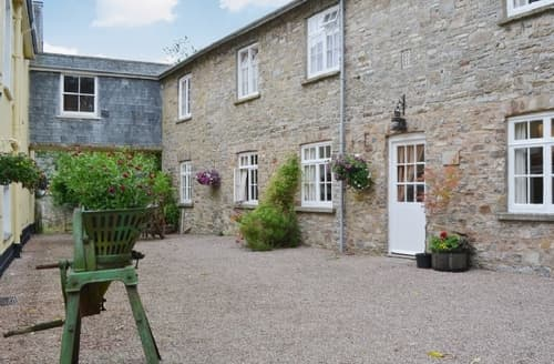 Last Minute Cottages - Beautiful Tiverton Cottage S38162