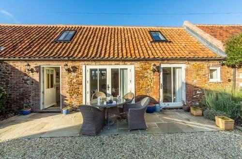 Last Minute Cottages - Lovely Hunstanton Cottage S134070