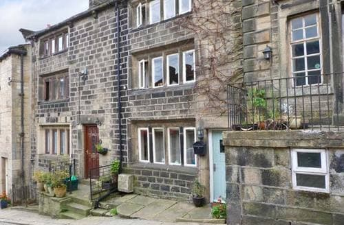 Last Minute Cottages - Exquisite Hebden Bridge Cottage S3775