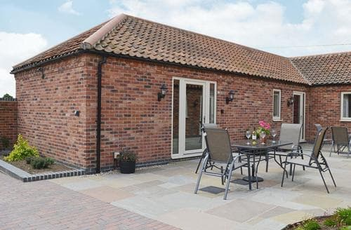 Big Cottages - Cosy All Nottinghamshire Cottage S60368