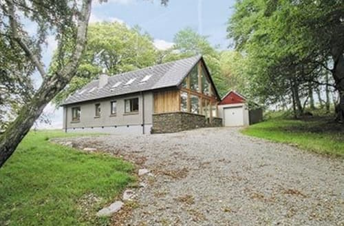 Last Minute Cottages - Scobach Lodge