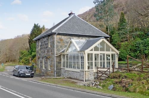 Last Minute Cottages - Quaint Glencoe Cottage S22590