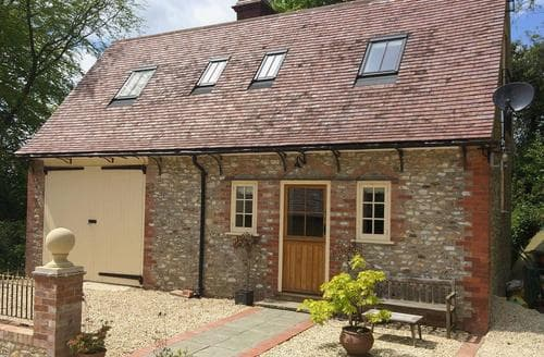 Last Minute Cottages - The Coach House @ The Old Rectory