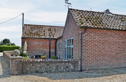 Last Minute Cottages - Horseshoes