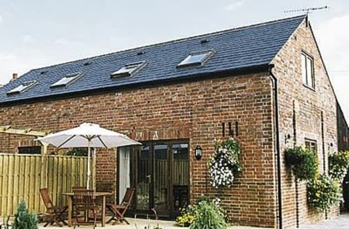 Last Minute Cottages - Eaton Barn