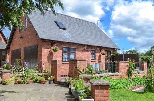 Last Minute Cottages - Captivating Shrewsbury Cottage S16857