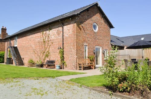 Big Cottages - Cosy Oswestry Cottage S58100