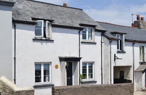 Last Minute Cottages - Excellent Bideford Cottage S59684
