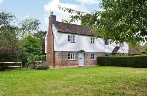 Last Minute Cottages - Captivating All Surrey Cottage S60606