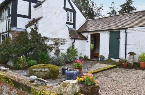 Last Minute Cottages - Exquisite Worcester Apartment S16393
