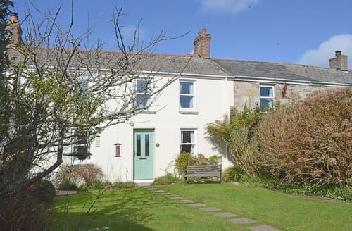Last Minute Cottages - Captivating St Just Cottage S21341