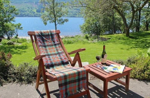 Last Minute Cottages - Lovely Crieff Cottage S23374