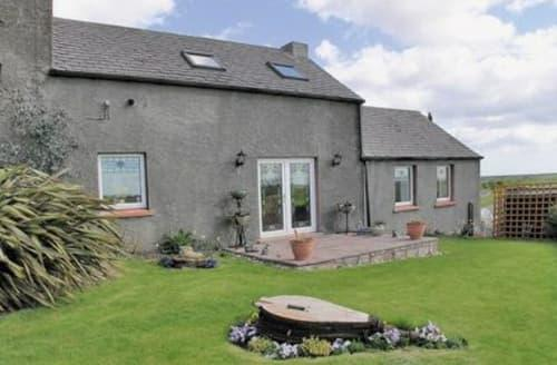 Big Cottages - Tasteful Berwick Upon Tweed Cottage S14511