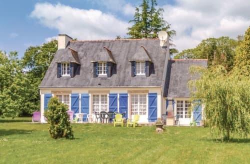 Last Minute Cottages - Lanriec Nr Concarneau