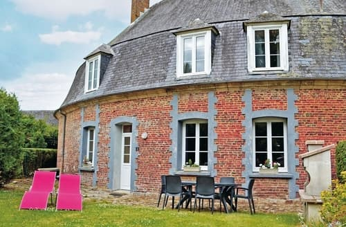 Last Minute Cottages - Gouy Saint Andre 1