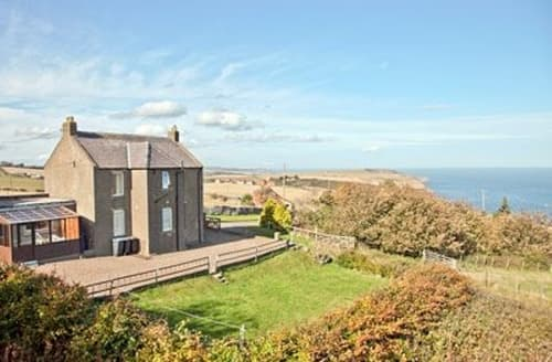 Big Cottages - Gorgeous Eyemouth Cottage S23777