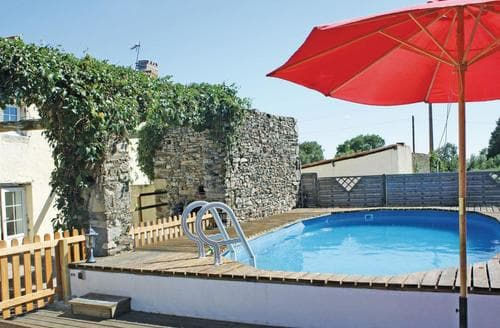 Last Minute Cottages - LA CHAPELLE THIREUIL