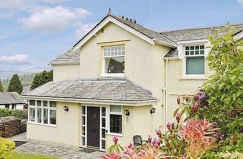 Last Minute Cottages - Splendid Windermere Cottage S18723