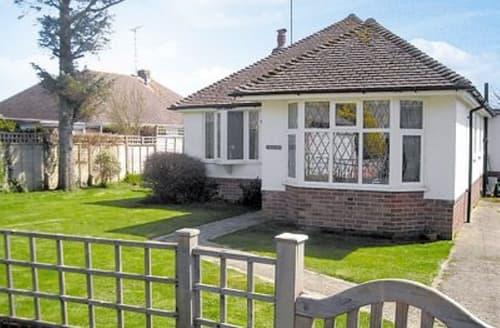 Big Cottages - Lovely Arundel Cottage S13792