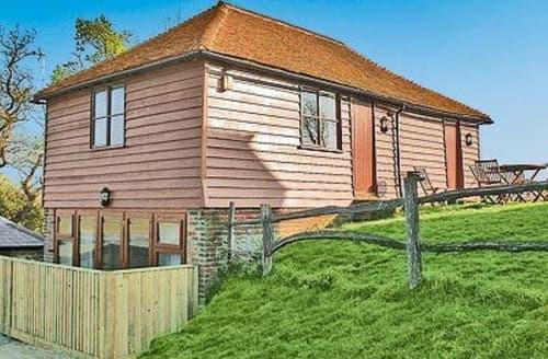 Big Cottages - Excellent Rye Cottage S13982