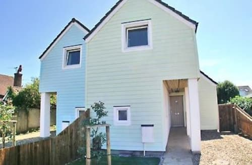 Big Cottages - Excellent Bognor Regis Cottage S13863