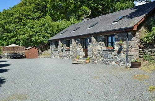 Big Cottages - Luxury Aberdovey Apartment S24656