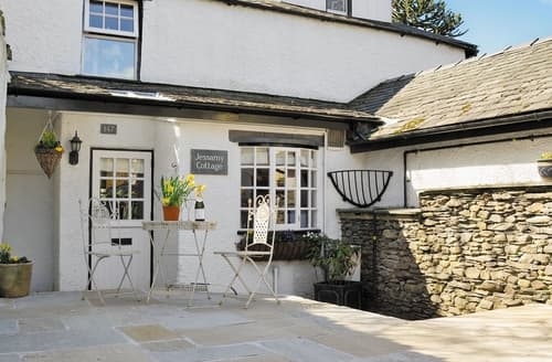 Last Minute Cottages - Superb Bowness On Windermere Cottage S24432