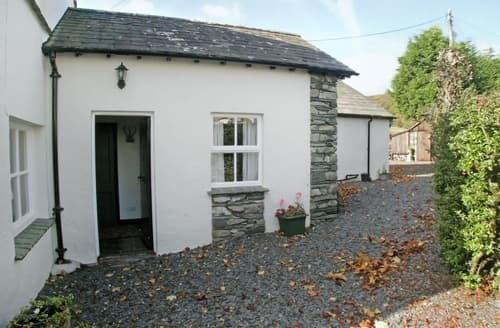 Last Minute Cottages - Attractive Coniston And Grizedale Cottage S18438