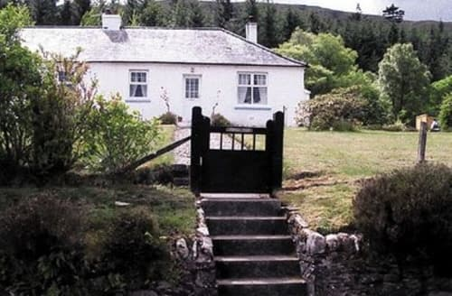 Dog Friendly Cottages - Attractive Dunoon Cottage S23000