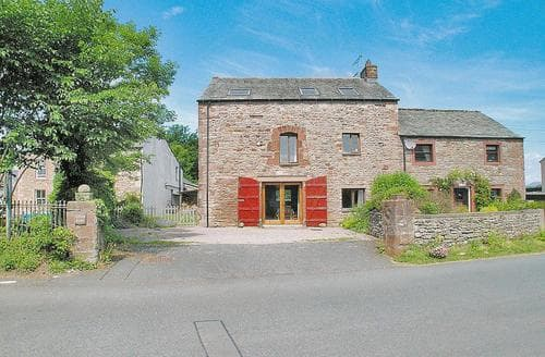 Big Cottages - Delightful Kirkby Stephen Cottage S18577
