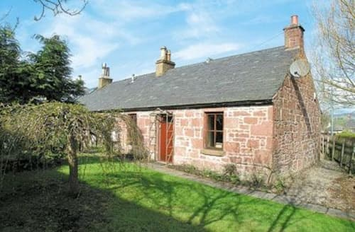 Big Cottages - Superb Brechin Cottage S22948