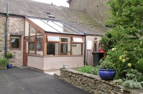 Last Minute Cottages - Delightful Haverigg And The National Park Coast Cottage S18605