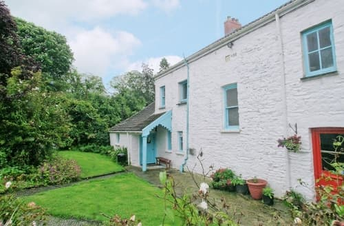 Big Cottages - Cosy Llansteffan Cottage S21745