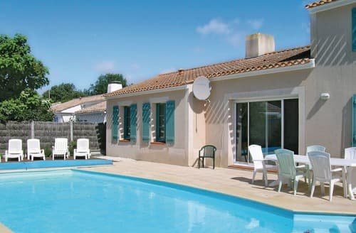 Last Minute Cottages - Villa de Monts