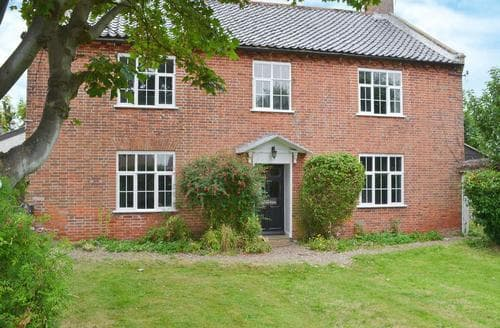 Last Minute Cottages - Lovely Happisburgh Cottage S17311