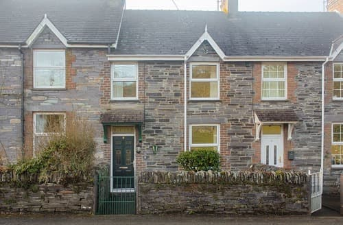 Last Minute Cottages - Beautiful Beddgelert Cottage S22180