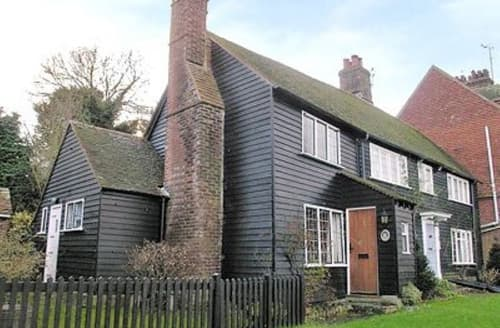 Big Cottages - Excellent Rye Cottage S14001