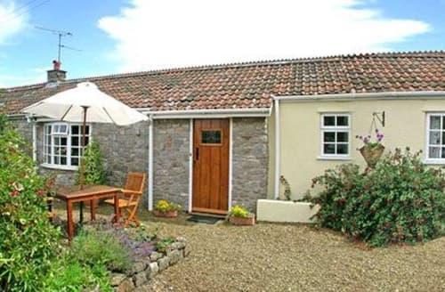 Last Minute Cottages - Inviting Weston Super Mare Cottage S20325