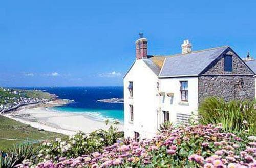 Last Minute Cottages - Cosy Sennen Cottage S21288